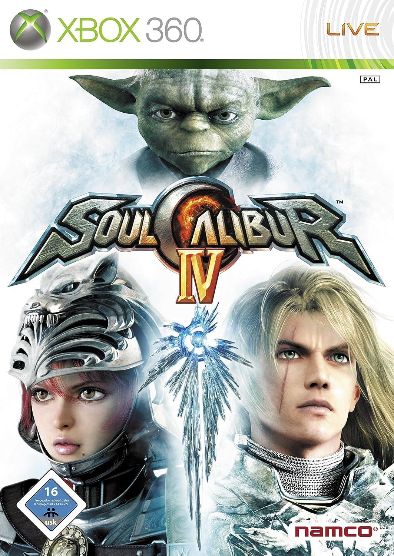 Over item handling Kansas City Mall ☆ Soul Calibur IV