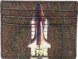Etro - Paisley Rocket Card Holder