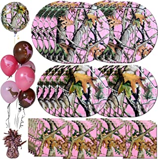 Best pink camo birthday theme Reviews