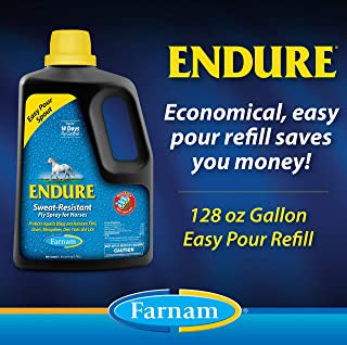 Farnam Equine Endure Sweat-Resistant Fly Spray for Horses