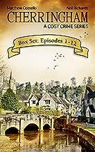 Cherringham Box Set: Episodes 1-12: A Cosy Crime Series