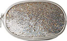 Sequin Inlay Belt Bag