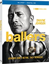 Ballers: S1 (BD + Digital HD)