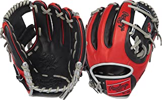 rawlings leather patch glove