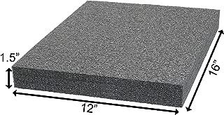 Case Club Customizable Polyethylene/Polyurethane/Convoluted Foam 16 x 12 Inches