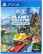 Planet Coaster Console Edition, PlayStation 4