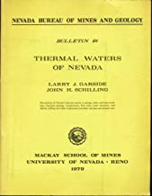 Thermal waters of Nevada (Bulletin - Nevada Bureau of Mines and Geology ; 91)