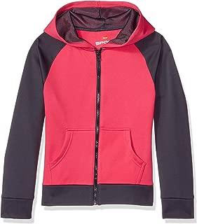 Girls' Big Tech Fleece Raglan Zip Hood