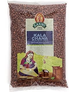 Laxmi Kala Chana Black Chickpeas - Whole Chana, 2 Pound Bag
