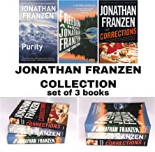 Jonathan Franzen Collection: 3 Book Set (Freedom, Purity, & The Corrections)