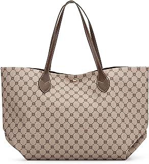 Sponsored Ad - FOXER large capacity women's PVC handbag real leather bag cross-body bag shoulder bag