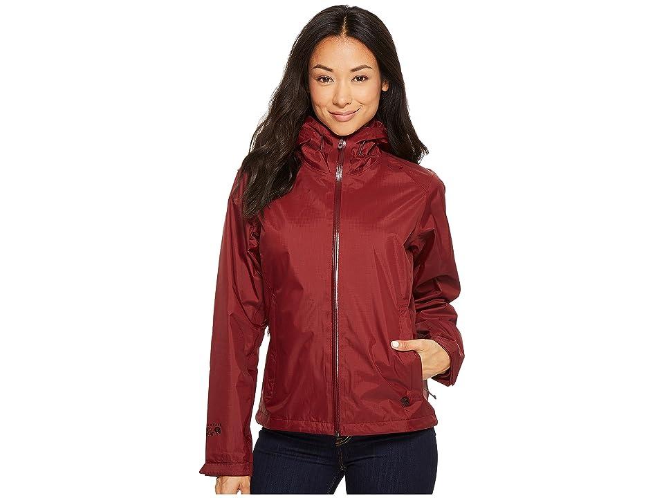 Mountain Hardwear Findertm Jacket (Smith Rock) Women