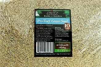 ProTurf Grass Seed by Eretz - Willamette Valley, Oregon Grown (10lbs)