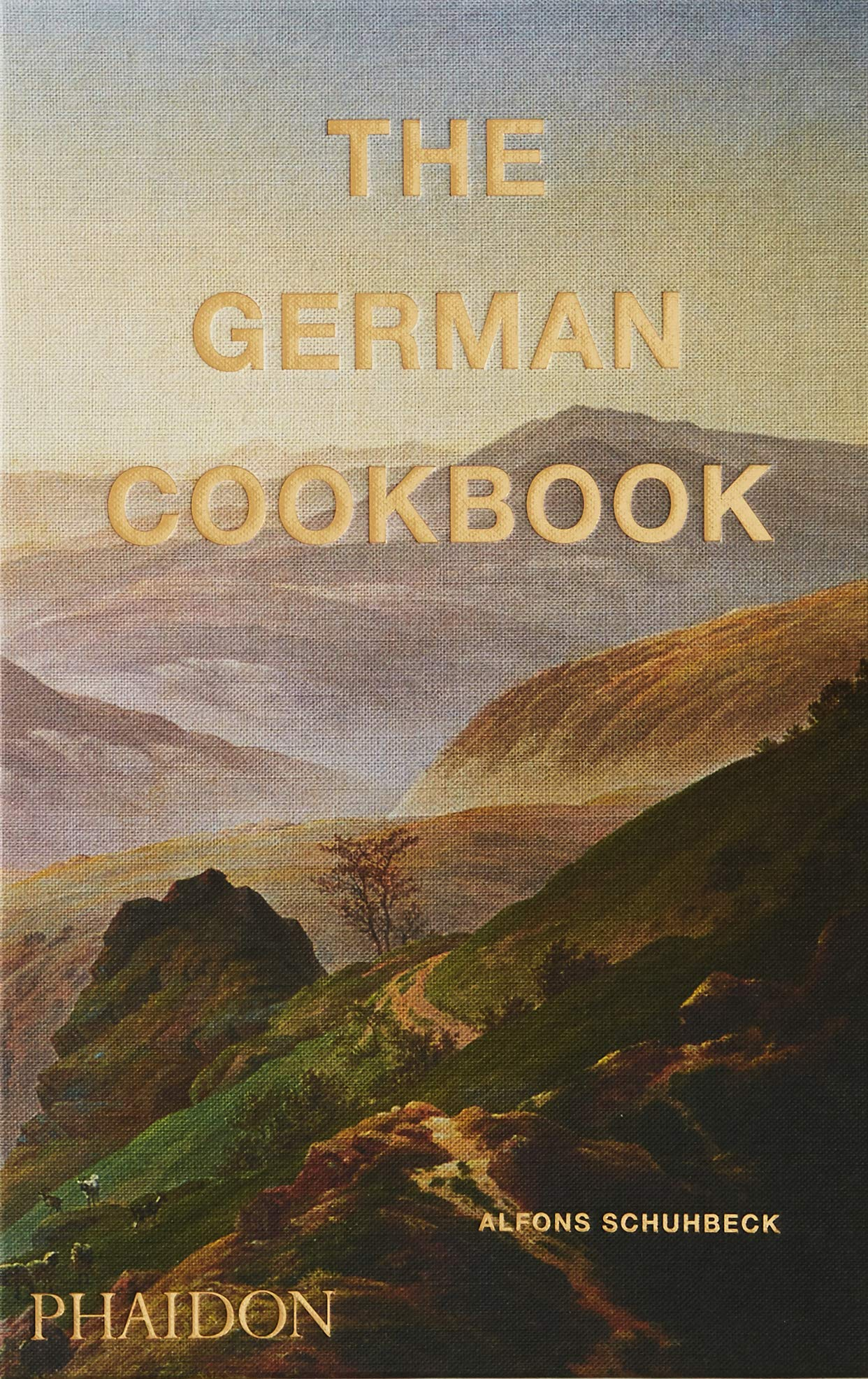 Image OfThe German Cookbook (FOOD COOK)