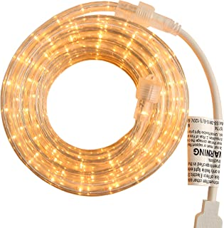 Best 18 ft clear incandescent rope light kit Reviews