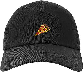 Sponsored Ad - Cap Pizza Slice Pepperoni Embroidery Stitch Baseball Hat