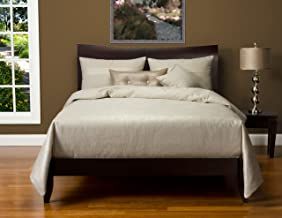 Siscovers 6-Piece Sparkly Pearl Duvet Set, Queen