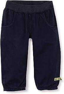 Loud + Proud Gewebte Hose, Gots Zertifiziert Pantalon Mixte Enfant