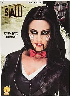 Women's Saw Billy Costume Wig