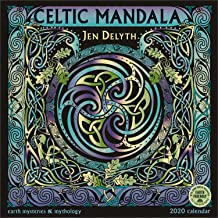 Celtic Mandala 2020 Wall Calendar: Earth Mysteries & Mythology