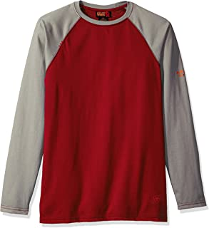 FR Baseball T-Shirt - Men's Long Sleeve Casual Shirt