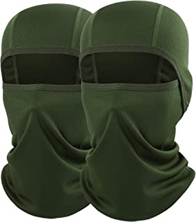 AXBXCX Balaclava - Breathable Face Mask Windproof Dust...
