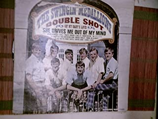 Swingin Medallions - Double Shot - Lp Vinyl Record
