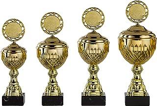 Gravur pf350 Fußball Pokal Figur Turnier Kids Trophäe Pokale Ball Geburtstag m
