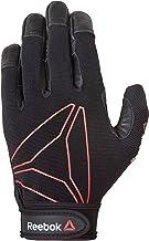 Reebok Full Fingered Gloves, X-Large (Black)