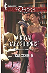 A Royal Baby Surprise (The Sherdana Royals Book 2) Kindle Edition