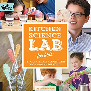 kitchen chemistry experiments for kids