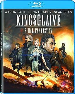 Final Fantasy XV Kingsglaive [Blu-ray] [Import]