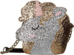 Gemz Kitch Unicorn Glitter Crossbody