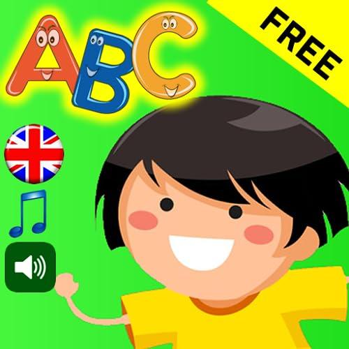Kinder Englisch lernen ABC 123