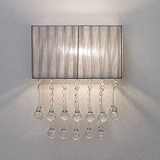 Best crystal bathroom lights Reviews