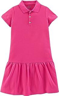 OshKosh B'Gosh Girls' Uniform Polo Dress
