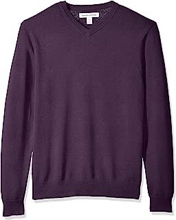 Amazon Essentials Men's V-Neck Sweater