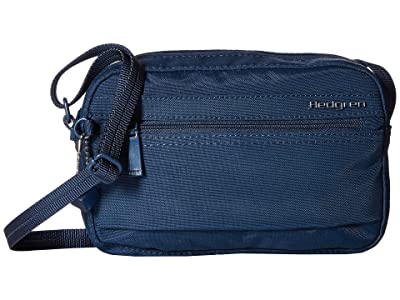 Hedgren I Want One Uno Crossbody (Dark Denim) Cross Body Handbags