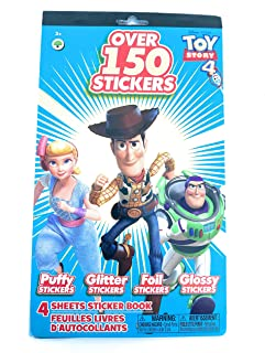 Peachtree Toy Story 4 Stickers