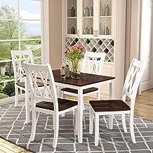 Heavy Duty Folding Picnic Table, Amazon Com Casual Dining Table Sets