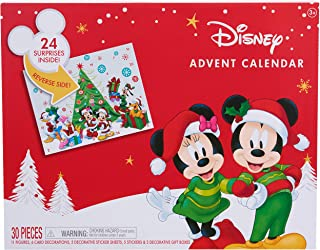 Disney Mickey Mouse Advent Calendar (Amazon Exclusive)