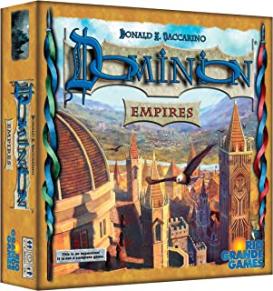 Dominion Empires Expansion Card Game