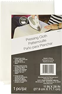 Dritz Clothing Care 82442 Pressing Cloth, 11-Inch x 28-Foot