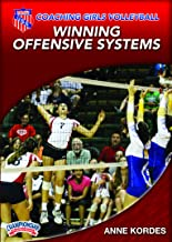 Anne Kordes: AAU Coaching Girls Volleyball Series: Winning Offensive Systems (DVD)