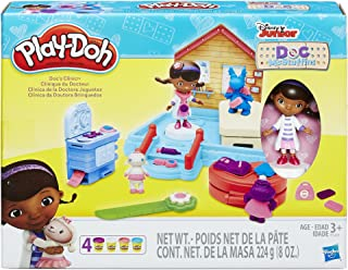 Play-Doh Doc's Clinic Featuring Disney Doc McStuffins