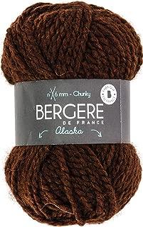 Bergere De France ALASKA-10069 Alaska Yarn-Cacao