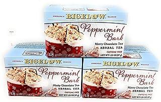 Bigelow Tea 3 Packs (Herbal Tea - Peppermint Chocolate)