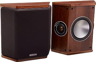 Monitor Audio Bronze Series FX 2 Way Rear Effects Speakers - Walnut