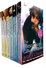 Jessica Sorensen Collection 6 Books Set(The Resolution of Callie and Kayden,Nova and Quinton No Regrets,The Ever After of Ella and Micha,The Temptation of Lila and Ethan,The Secret of Ella and Micha)