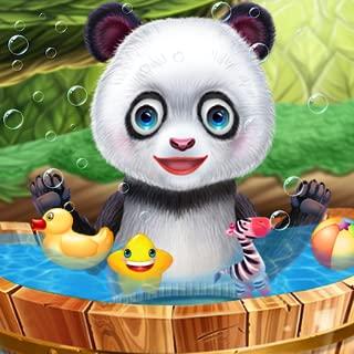 Baby Girl Panda Games - Panda Babies Care